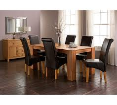 solid oak dining table and 6 chairs dining room amusing solid oak dining table and 6 chairs solid oak