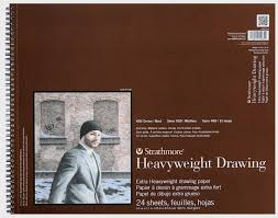 strathmore 400 series heavyweight drawing paper artist papers