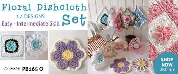 free crochet patterns for home decor free crochet patterns for the home crochet and knit