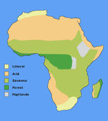 map 4 africa aas 101