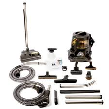 Canister Vaccum Reconditioned E Series Hepa E2 Gold 2 Speed Rainbow Canister