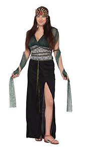 Perseus Halloween Costume Bristol Novelty Ac998 Medusa Costume Uk 10 14 Bristol Novelty