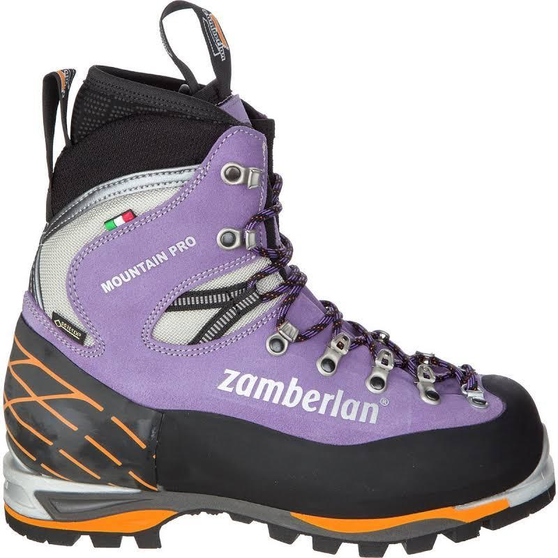 Zamberlan Mountain Pro Evo GTX RR Mountaineering Boots Lavender Medium 6.5 2090LPW-Medium-6.5