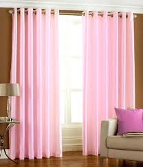 Light Pink Window Curtains Great Light Pink Window Curtains Designs With Light Pink Sheer