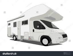 caravan car original design stock vector 55141744 shutterstock