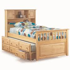 Full Size Captains Bed With Drawers Bedroom Interesting Captains Bed Twin Design With Wooden Beds And
