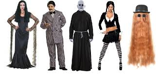 Addams Family Costumes Addams Family Halloween Costumes Pufek77