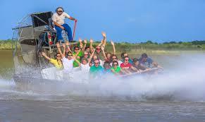 fan boat tours miami everglades alligator farm