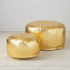 best 25 gold pouf ideas on pinterest cheap couch simple