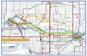 Seattle Metro Bus Routes Map by Hi Zeph 400 2012