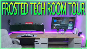 best gaming setup 2017 ultimate game room tour youtube