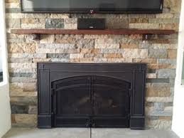 Fireplace Surrounds Lowes airstone autumn mtn spring creek fireplaces u0026 mantels