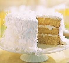 Coconut Cake Recipe Coconut Cake Family Circle