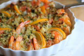 Ina Garten Dinner Party by Jenny Steffens Hobick Our Mother U0027s Day Baked Shrimp Scampi
