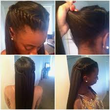 simple hairstyles for relaxed hair cute hairstyles simple cute relaxed hairstyles download photos