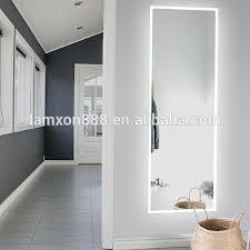 full length mirror with led lights full length mirror with lights source quality full length mirror