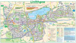 Map A Bike Route by Mapping Of Walking And Cycling Routes West Lothian Council