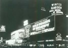 The Winter Garden Theater - the winter garden theatre mamma mia 3 d broadway seating chart