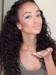 draya michele real hair length lindsey peterson nailsbylindsey black stilletos instagram