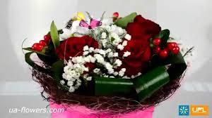 bouquet for beloved girlfriend flower delivery ukraine russia
