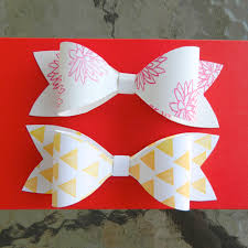 paper gift bows diy gift bow make it take a bow creatiate