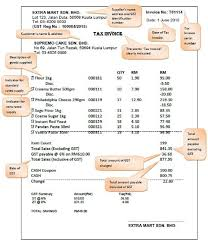 zero rated vat invoice example free printable invoice