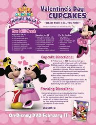 minnie mouse s day minnie mouse gluten free s day cupcakes likes to cook