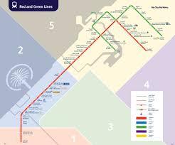 printable abu dhabi road map map of dubai metro subway rta network dubai pinterest