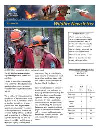 Bc Wildfire Interface by 04 26 2016 Kamloops Fire Centre Newsletter By Page Admin Issuu