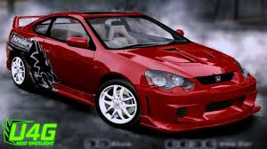 honda integra type r 2002 honda integra type r 2002 need for speed most wanted 2005 mod