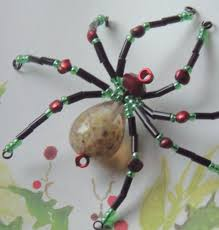 152 best beaded spiders images on beaded spiders