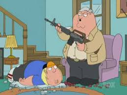 Family Guy Hi Dad Go To Your Room YouTube - Family guy room