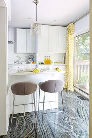 black and white checkered kitchen floor wood floors