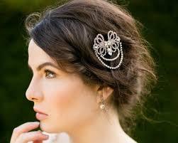gatsby style hair gatsby jules bridal jewellery