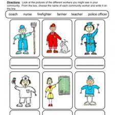 citizen in the community worksheet free worksheets library