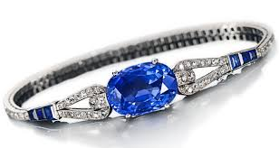 sapphire bracelet with diamonds images Blue sapphire and diamonds bracelet ceylon gem bureau jpg