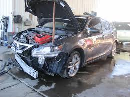 lexus ct200h garage door opener 2014 lexus ct 200h parts car stk r15830 autogator sacramento ca