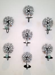 Wall Flower Decor by Diy Tanarievents