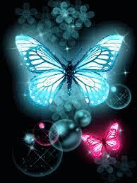 imagenes chidas brillosas imagenes de mariposas brillantes de amor con movimiento para