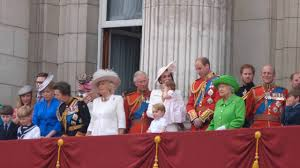 princess makes trooping the colour debut with rest of
