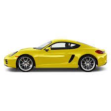 Porsche Macan Yellow - 2016 porsche cayman