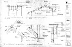 index to tobin u0027s final plan set for 2044 carol avenue roof detail