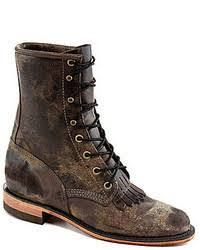 justin light up boots appglecturas light brown cute combat boots images