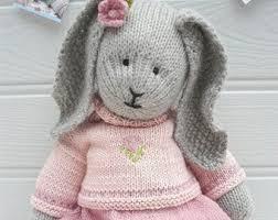 Knitted Chandelier Earrings Pattern Knitting Pattern Etsy