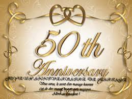 texte anniversaire 50 ans de mariage texte pour invitation anniversaire de mariage 50 ans meilleur