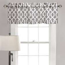 edward trellis room darkening window curtain set lush décor