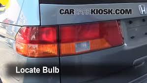 2004 Silverado Tail Lights Brake Light Change 1999 2004 Honda Odyssey 2002 Honda Odyssey Ex