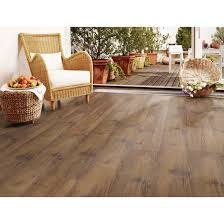 laminate flooring 7mm autoclic antique pine rona