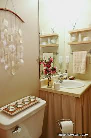 attractive apartment bathroom ideas shower curtain