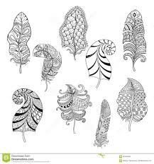 turkey feathers coloring pages eliolera com